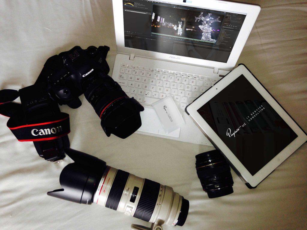 Elementi video editor