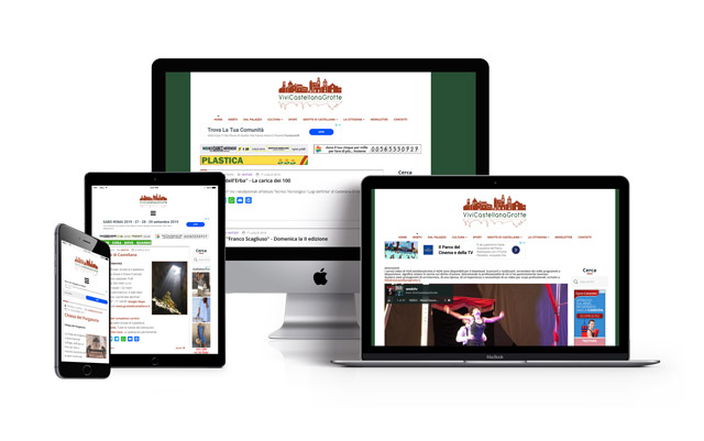 Tekline WebSite Responsive